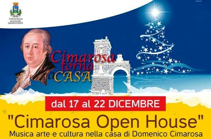 Cimarosa open house