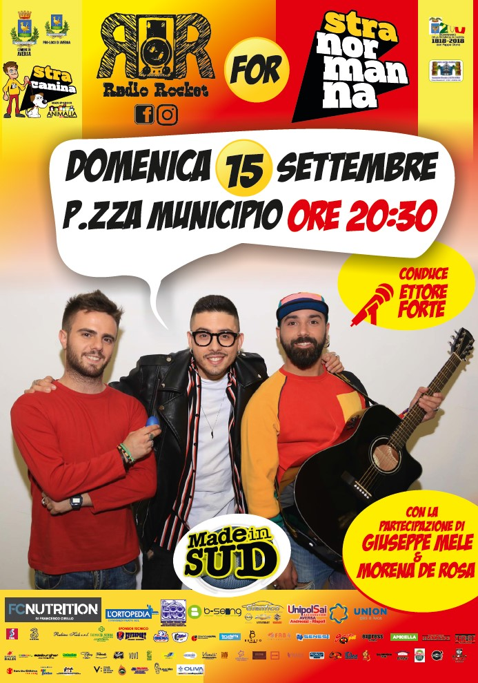 Radiorocket Aversa